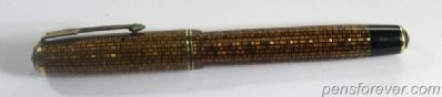 Vacumatic Jr - GOLDEN WEB pattern