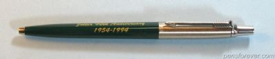 PARKER JOTTER 40 YEARS - GREEN - MINT