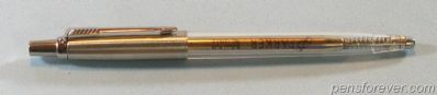 PARKER JOTTER CLEAR TRANSPARENT DEMONSTRATOR