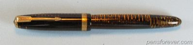 PARKER MAJOR IN BROWN LAMINATED